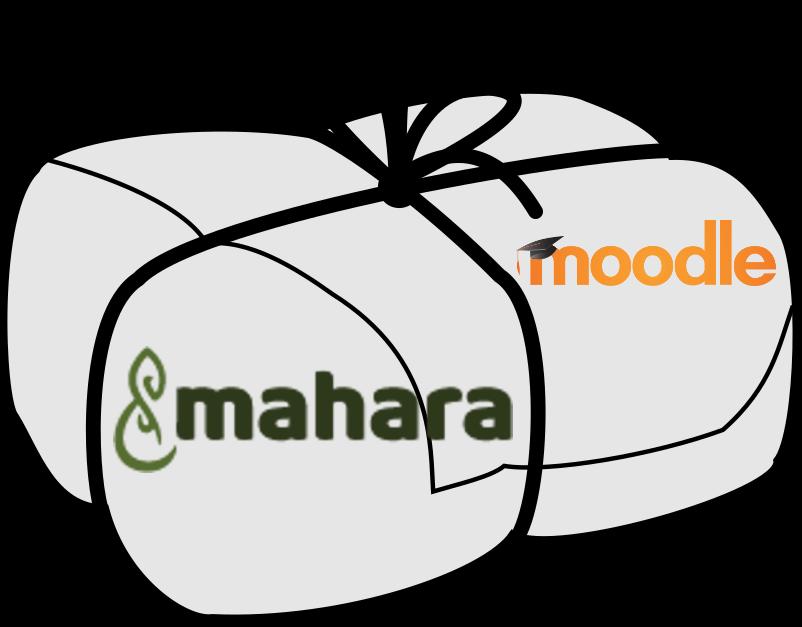 MoodleMaharaPaket